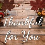 Happy Thanksgiving 2019 from Byrd & Associates, LLC to you and yours